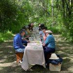 Banquete en el medio del bosque, la experiencia gastronómica 100% silvestre que promete convertirse en tendencia